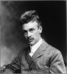 Hiram Percy Maxim (Library of Congress - Wikimedia)