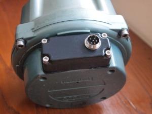 Rotor montado con el conector nuevo
