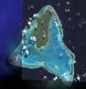 Atolón Manihiki, Islas Cook