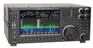 """Moderno equipo SDR """"integral"""" de gama alta"""